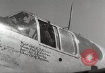 Image of 332nd Fighter Group P-51s take off on a mission Termoli Italy, 1944, second 62 stock footage video 65675062609