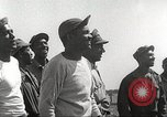 Image of 100th Squadron of P-51s from 332nd Fighter Group Termoli Italy, 1944, second 13 stock footage video 65675062610