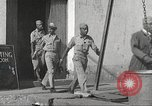 Image of 332nd Fighter Group pilots take off on a mission Termoli Italy, 1944, second 5 stock footage video 65675062612