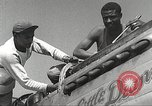 Image of Ground Crewmen of 332nd Fighter Group maintain P-51s Termoli Italy, 1944, second 15 stock footage video 65675062615