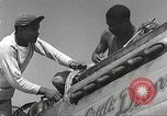 Image of Ground Crewmen of 332nd Fighter Group maintain P-51s Termoli Italy, 1944, second 19 stock footage video 65675062615