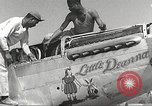 Image of Ground Crewmen of 332nd Fighter Group maintain P-51s Termoli Italy, 1944, second 21 stock footage video 65675062615