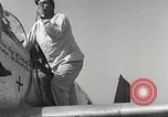 Image of Ground Crewmen of 332nd Fighter Group maintain P-51s Termoli Italy, 1944, second 34 stock footage video 65675062615
