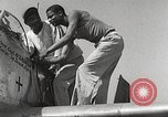 Image of Ground Crewmen of 332nd Fighter Group maintain P-51s Termoli Italy, 1944, second 43 stock footage video 65675062615