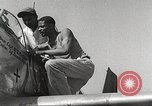 Image of Ground Crewmen of 332nd Fighter Group maintain P-51s Termoli Italy, 1944, second 47 stock footage video 65675062615