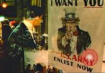 Image of enlistment of men for army New York United States USA, 1943, second 1 stock footage video 65675062622