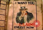 Image of enlistment of men for army New York United States USA, 1943, second 49 stock footage video 65675062622