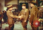Image of musical show by soldiers New York United States USA, 1943, second 26 stock footage video 65675062624