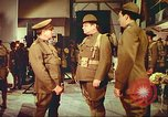 Image of musical show by soldiers New York United States USA, 1943, second 27 stock footage video 65675062624