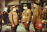 Image of musical show by soldiers New York United States USA, 1943, second 29 stock footage video 65675062624