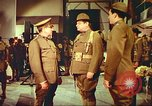 Image of musical show by soldiers New York United States USA, 1943, second 34 stock footage video 65675062624