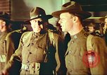 Image of musical show by soldiers New York United States USA, 1943, second 55 stock footage video 65675062624