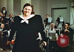 Image of Kate Smith singing God Bless America United States USA, 1943, second 42 stock footage video 65675062626