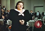 Image of Kate Smith singing God Bless America United States USA, 1943, second 44 stock footage video 65675062626