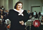 Image of Kate Smith singing God Bless America United States USA, 1943, second 46 stock footage video 65675062626