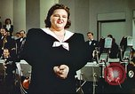 Image of Kate Smith singing God Bless America United States USA, 1943, second 47 stock footage video 65675062626