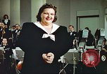 Image of Kate Smith singing God Bless America United States USA, 1943, second 48 stock footage video 65675062626