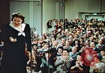 Image of Kate Smith singing God Bless America United States USA, 1943, second 52 stock footage video 65675062626