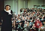 Image of Kate Smith singing God Bless America United States USA, 1943, second 53 stock footage video 65675062626