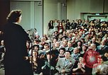 Image of Kate Smith singing God Bless America United States USA, 1943, second 54 stock footage video 65675062626