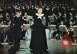 Image of Kate Smith singing God Bless America United States USA, 1943, second 55 stock footage video 65675062626