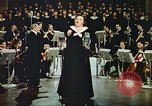 Image of Kate Smith singing God Bless America United States USA, 1943, second 56 stock footage video 65675062626