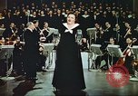 Image of Kate Smith singing God Bless America United States USA, 1943, second 59 stock footage video 65675062626
