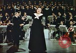 Image of Kate Smith singing God Bless America United States USA, 1943, second 60 stock footage video 65675062626