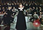 Image of Kate Smith singing God Bless America United States USA, 1943, second 61 stock footage video 65675062626