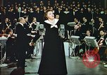 Image of Kate Smith singing God Bless America United States USA, 1943, second 62 stock footage video 65675062626