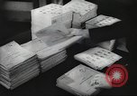 Image of FBI fingerprint library Washington DC USA, 1936, second 3 stock footage video 65675062630
