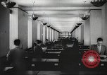 Image of FBI fingerprint library Washington DC USA, 1936, second 28 stock footage video 65675062630