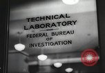 Image of Federal Bureau of Investigation United States USA, 1936, second 42 stock footage video 65675062636