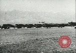 Image of German airplanes Southern Yugoslavia, 1941, second 16 stock footage video 65675062660