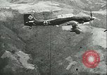 Image of German airplanes Southern Yugoslavia, 1941, second 26 stock footage video 65675062660