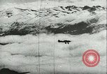 Image of German airplanes Southern Yugoslavia, 1941, second 35 stock footage video 65675062660