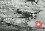 Image of German airplanes Southern Yugoslavia, 1941, second 43 stock footage video 65675062660