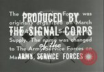 Image of The American Army Service forces European Theater, 1943, second 16 stock footage video 65675062661