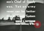 Image of The American Army Service forces European Theater, 1943, second 41 stock footage video 65675062661