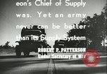 Image of The American Army Service forces European Theater, 1943, second 42 stock footage video 65675062661