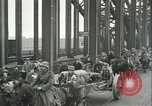 Image of soldiers during WWII European Theater, 1943, second 4 stock footage video 65675062662
