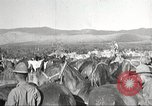 Image of 1st Cavalry Division Texas Sacramento Mountains USA, 1931, second 51 stock footage video 65675062666