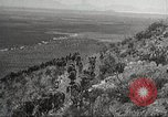 Image of 1st Cavalry Division Texas Sacramento Mountains USA, 1931, second 18 stock footage video 65675062667