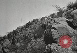 Image of 1st Cavalry Division Texas Sacramento Mountains USA, 1931, second 30 stock footage video 65675062667