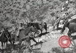Image of 1st Cavalry Division Texas Sacramento Mountains USA, 1931, second 60 stock footage video 65675062667