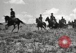 Image of 1st Cavalry Division Texas Sacramento Mountains USA, 1931, second 17 stock footage video 65675062671