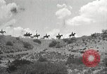 Image of 1st Cavalry Division Texas Sacramento Mountains USA, 1931, second 41 stock footage video 65675062671