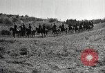 Image of 1st Cavalry Division Texas Sacramento Mountains USA, 1931, second 48 stock footage video 65675062671