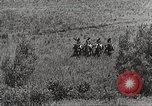 Image of Cavalry Rifle Platoon Kansas United States USA, 1933, second 4 stock footage video 65675062676