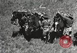 Image of Cavalry Rifle Platoon Kansas United States USA, 1933, second 14 stock footage video 65675062676